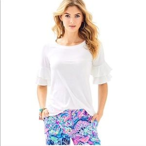 Lilly Pulitzer Laddie Top (NWT)